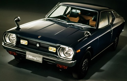1974 Nissan Cherry F-II Coupe