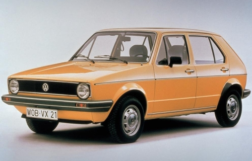 1974 Volkswagen Golf I