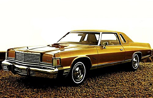 1976 Dodge Royal Monaco Coupe