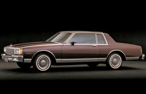 1977 Chevrolet Caprice Coupe