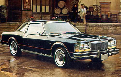 1977 Dodge Diplomat Coupe