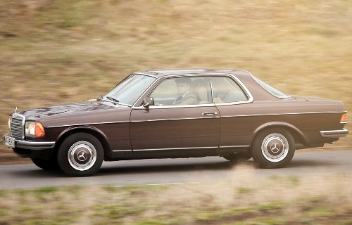 1977 Mercedes-Benz 123 Series Coupe