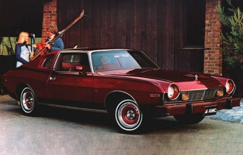 1978 AMC Matador Coupe