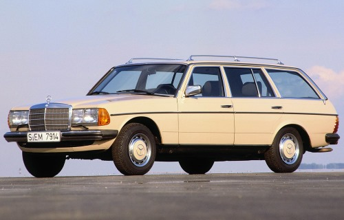1978 Mercedes-Benz 123 Series Estate