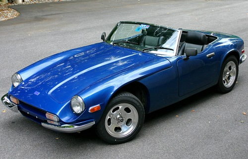 1978 TVR M-Series Roadster