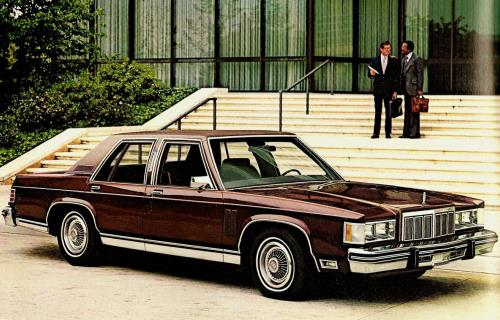 1979 Mercury Grand Marquis