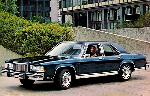 1979 Mercury Marquis Sedan
