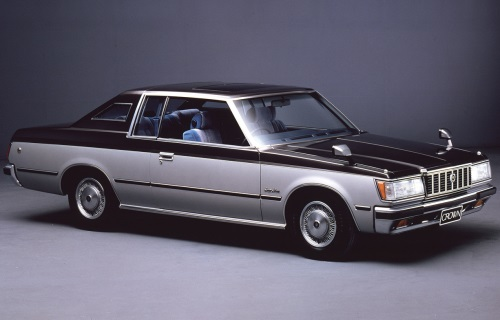 1979 Toyota Crown Coupe