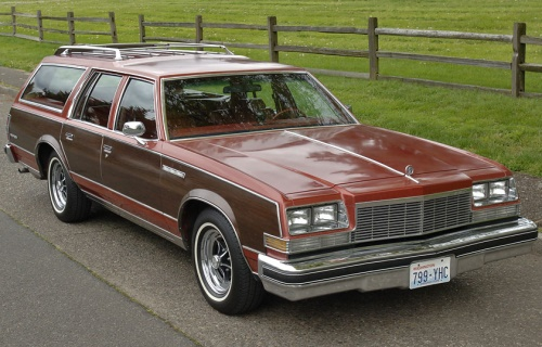 1980 Buick Electra Estate