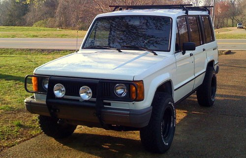 1981 Isuzu Trooper