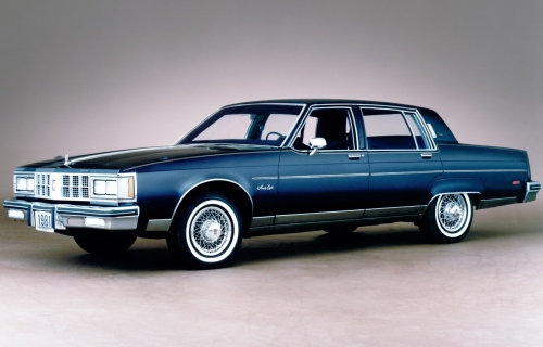 1981 Oldsmobile 98 Regency Brougham