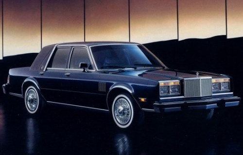 1982 Chrysler LeBaron 5th Avenue Limited