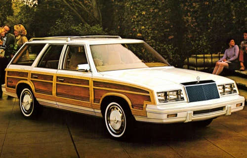 1982 Chrysler Town and Country