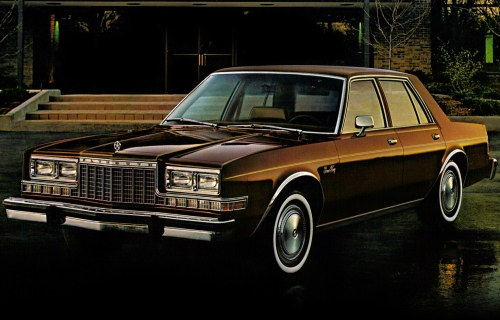 1982 Plymouth Gran Fury