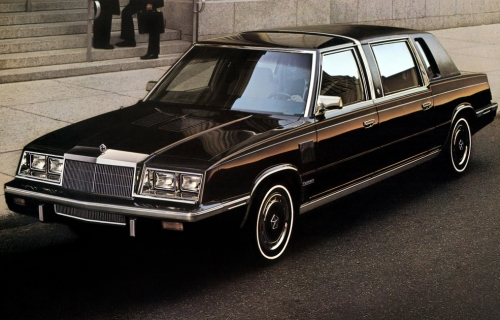 1983 Chrysler Executive