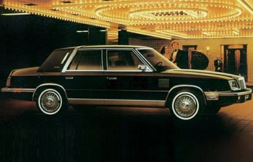1983 Chrysler New Yorker