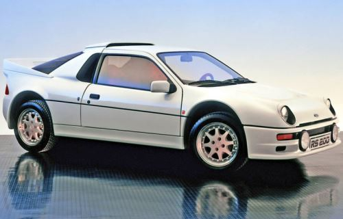 1983 Ford RS200