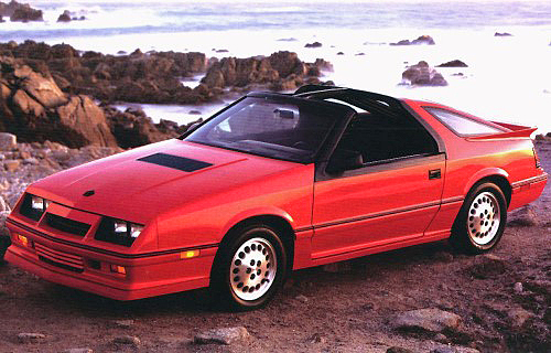 1984 Dodge Daytona