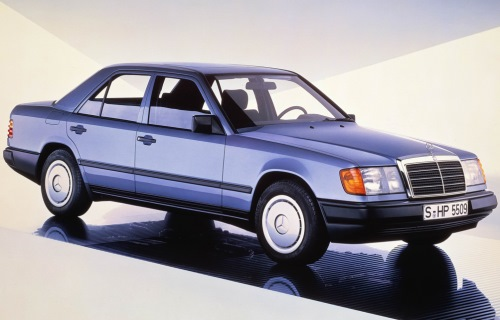 1984 Mercedes-Benz 124 Series