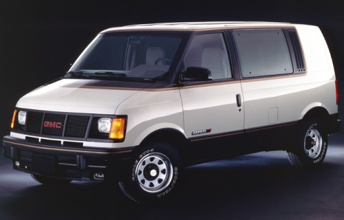 1985 GMC Safari