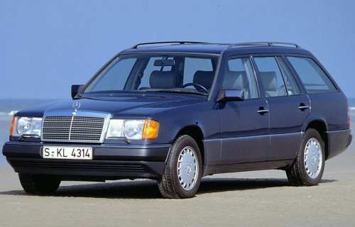 1985 Mercedes-Benz 124 Series Estate