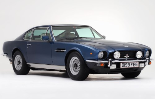 1986 Aston Martin V8 Coupe Series 5