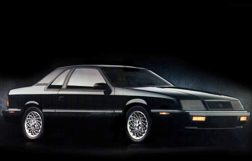 1986 Chrysler LeBaron Coupe