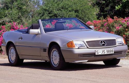 1989 Mercedes-Benz SL