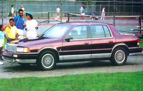 1989 Plymouth Acclaim