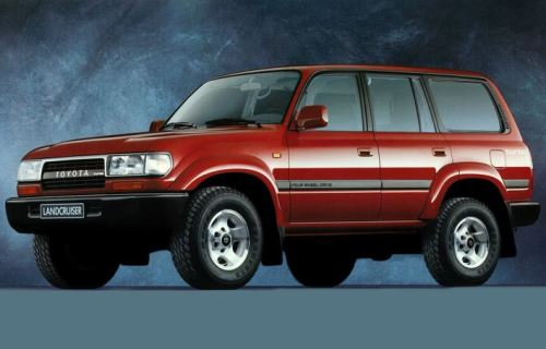 1989 Toyota Land Cruiser 80