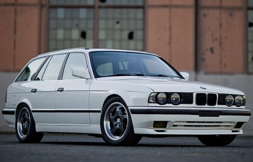 1991 BMW 5 Series Touring