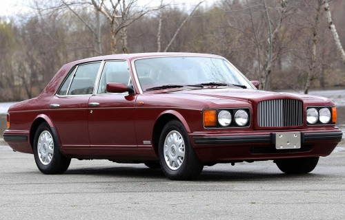 1992 Bentley Brooklands