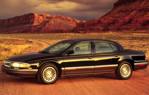 1992 Chrysler New Yorker LHS