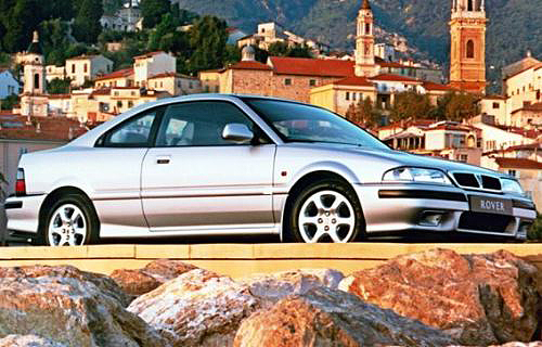 1992 Rover 200 Coupe