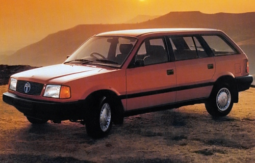 1992 Tata Estate