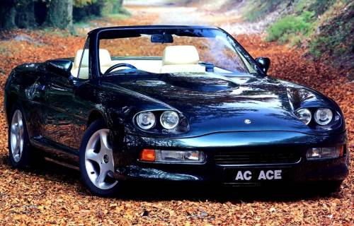 1993 AC Brooklands Ace