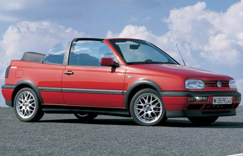 1993 Volkswagen Golf III Convertible