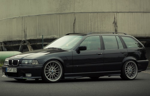 1995 BMW 3 Series Touring