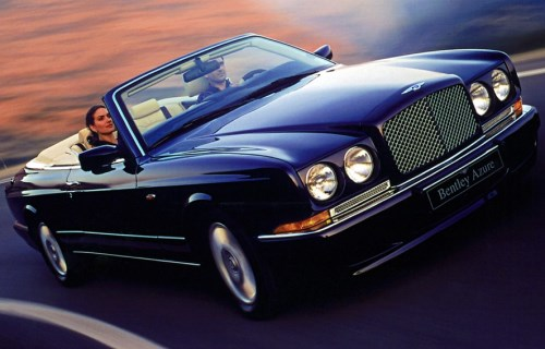 1995 Bentley Azure