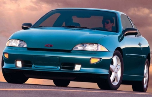 1995 Chevrolet Cavalier Coupe