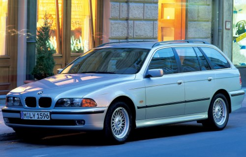 1997 BMW 5 Series Touring