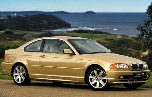 1999 BMW 3 Series Coupe