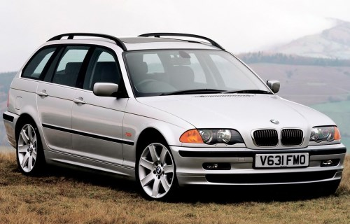 1999 BMW 3 Series Touring
