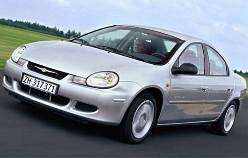 1999 Chrysler Neon