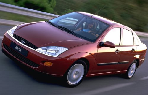 1999 Ford Focus Sedan