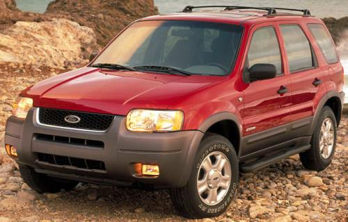 2000 Ford Escape (Mazda)
