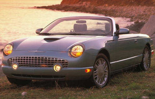 2000 Ford Thunderbird