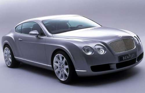 2002 Bentley Continental GT