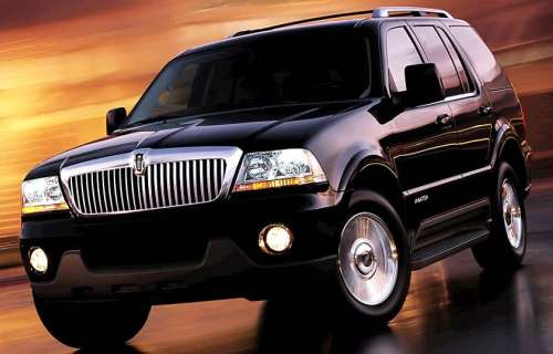 2002 Lincoln Aviator