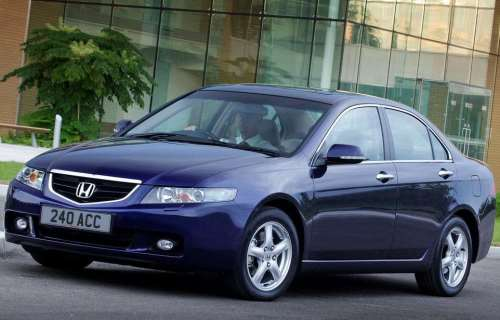 2003 Honda Accord EU